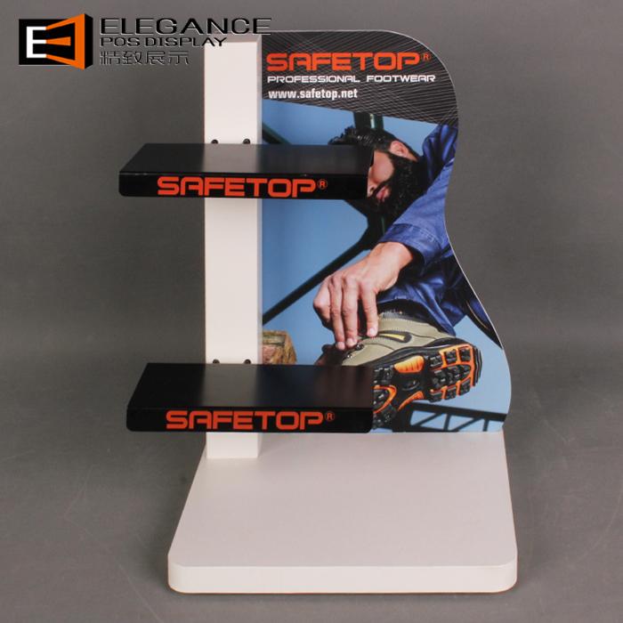 西班牙SAFETOP品牌台面鞋子展示架