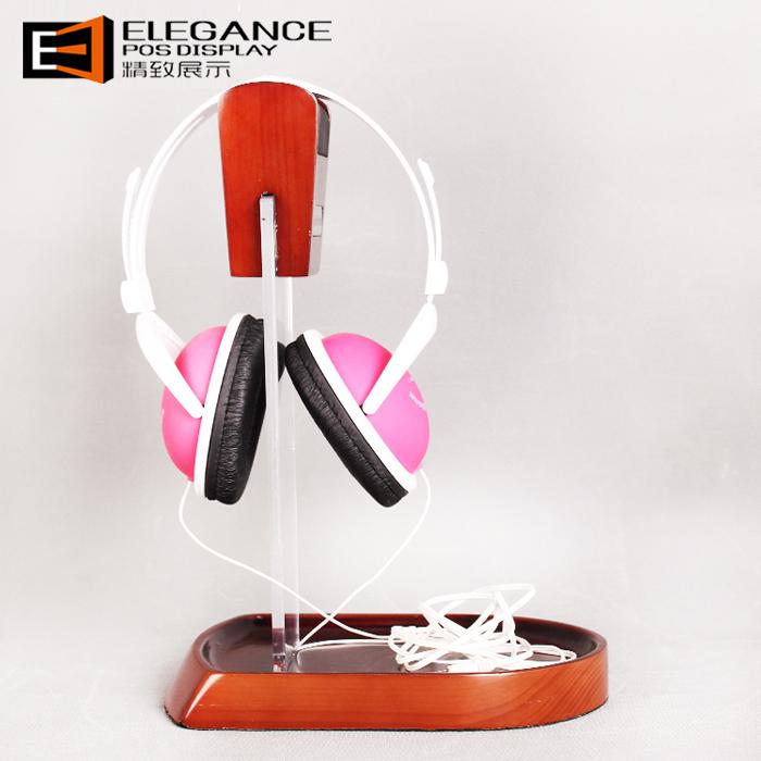 铁三角(Audio-Technica)品牌耳机展示架