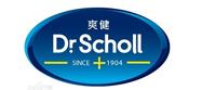 """""""Scholl""""爽健品牌"""