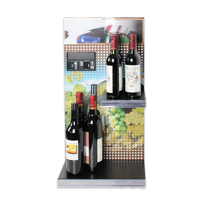 台面红酒酒架葡萄酒架定制,颜色可选可设计不同款式