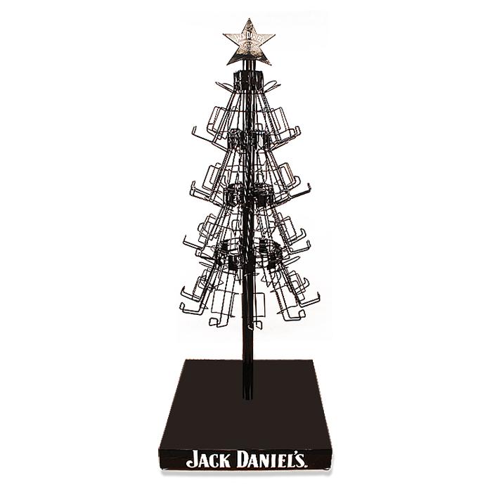 商超创意圣诞树展示架