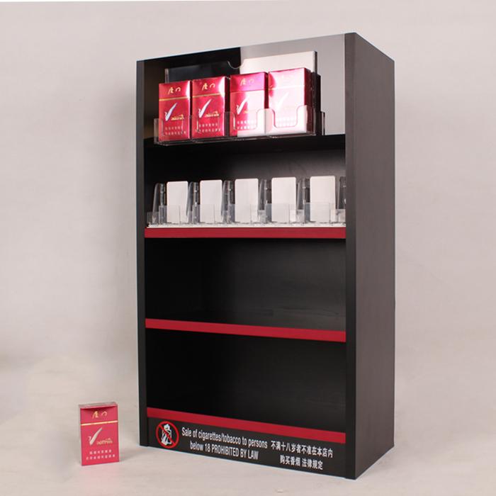 壁挂式便利店香烟展示架