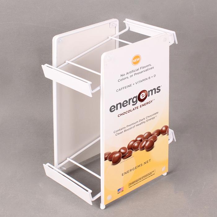 台面咖啡/巧克力展示架定制