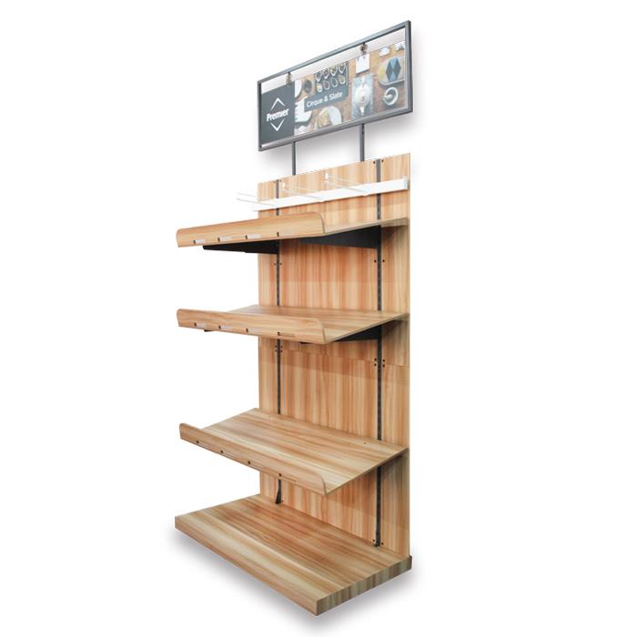 木展架 木质展示架定制