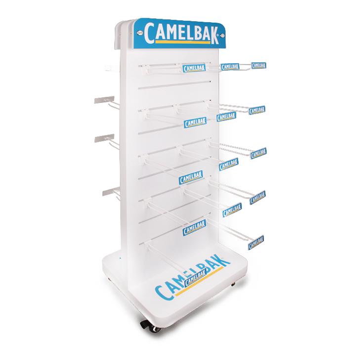 驼峰(camelbak)品牌双面杯子展示架