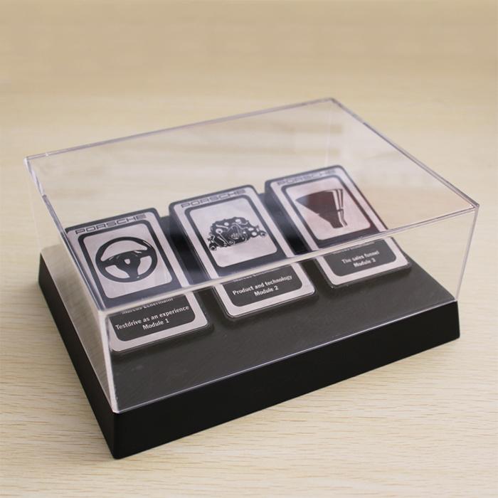 亚克力盒子 珠宝展示盒定制